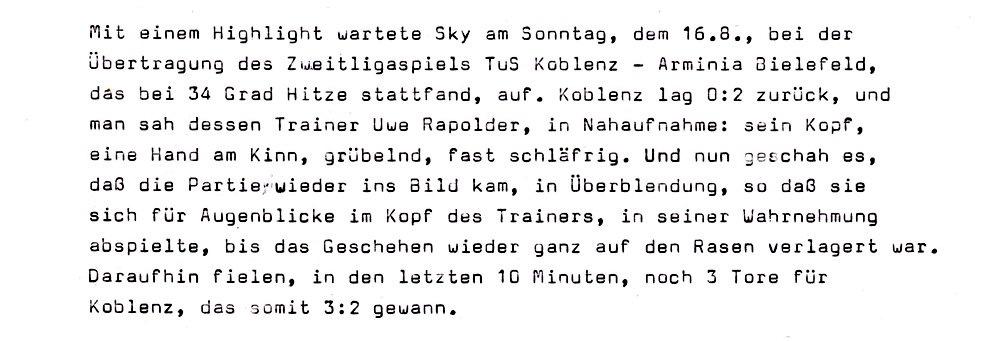 Peter NAU über Uwe Rapolder