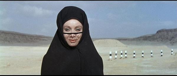 Maria Grazia Buccella -  After the Fox, 1966 - de Sica