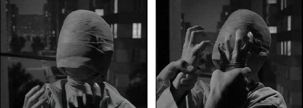 the twilight zone - eye of the beholder 1960 Douglas Heyes