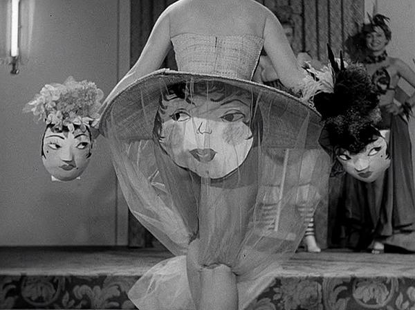 Der treue Husar - 1954