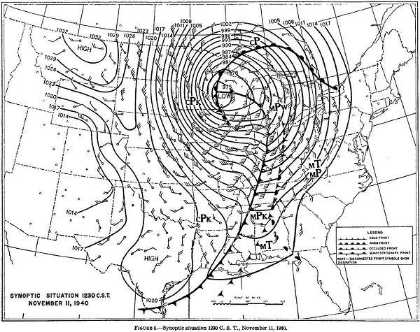 Armistice Day Blizzard of 1940