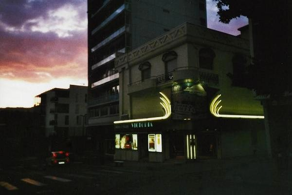Cinema Victoria, Aix les Bains, 2013