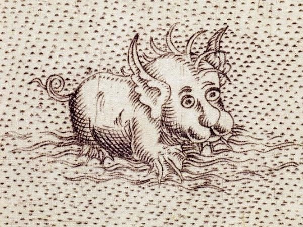 Gastaldi - La Descriptione de la Puglia (1567)