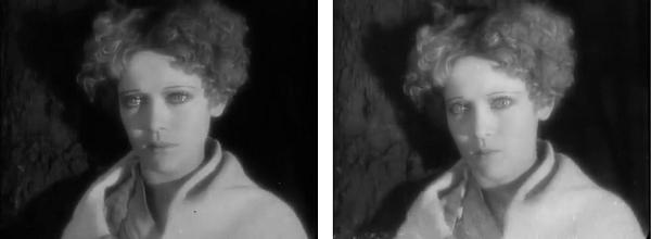 1928 - Brumes D'Autumne - Dimitri Kirsanoff.