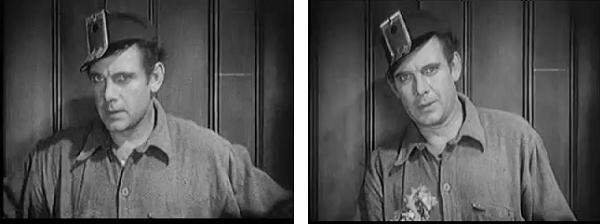 1929 - Charles Bickford - Dynamite DeMille