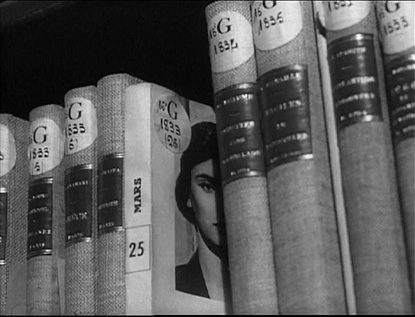 1956 - Toute la mémoire du monde - Resnais