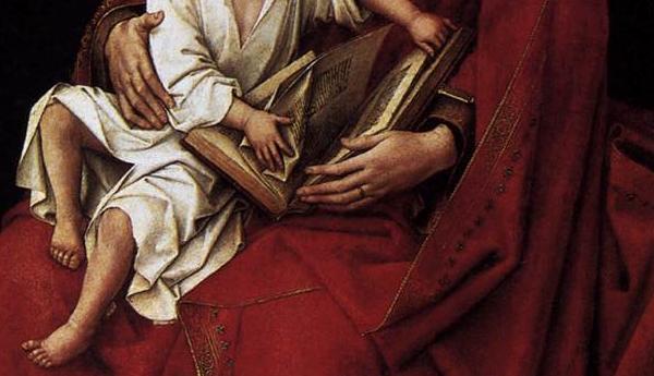 Buch ca. 1435 by Rogier van der Weyden