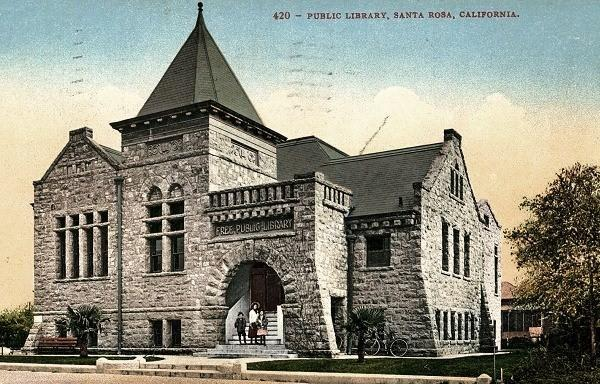 public-library-post-card.