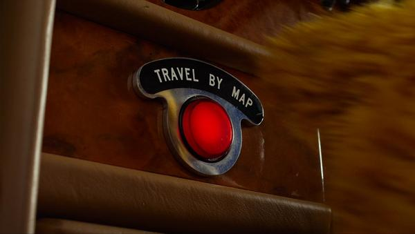 The Muppets - travel by map a