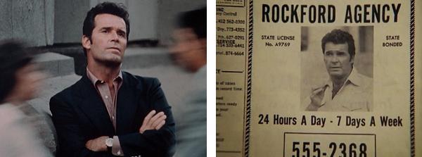 James Garner - Rockford Files