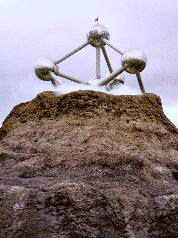 Atomium Foto Rainer Knepperges
