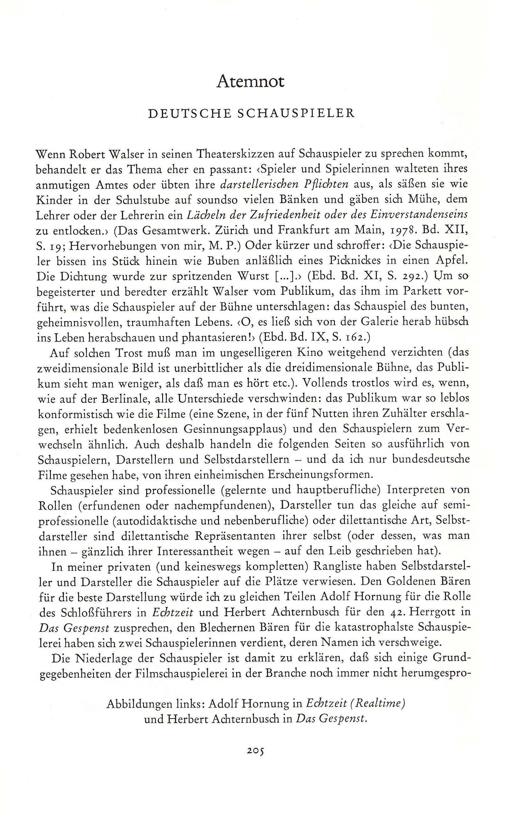 Pehlke: Deutsche Schauspieler